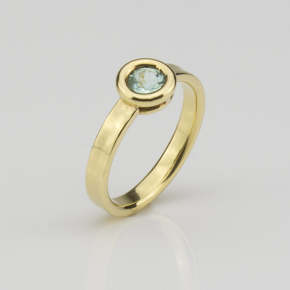 Ring-Gold-Turmalin